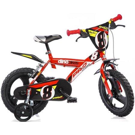 Dino Bikes Kinderfiets Dino Bikes Pro-Cross red 16 inch
