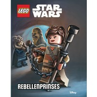 Boek Lego Star Wars - rebellenprinses