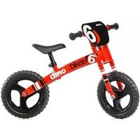 Loopfiets Dino Bikes Runner rood