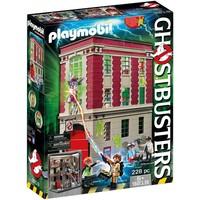 Brandweerkazerne Ghostbusters Playmobil