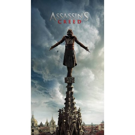 Non-License Badlaken Assassins Creed 70x140 cm