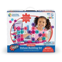 Gears Luxe bouwset 100 stuks Learning Resources