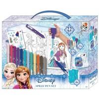 Frozen Spraypens Frozen 12 stuks