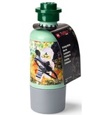 LEGO License Drinkbeker Lego Ninjago Movie 400 ml zand groen