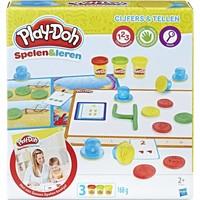 Cijfers en Letters Play-Doh 168 gram