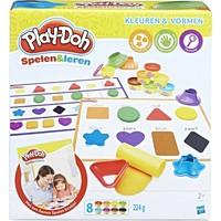 Kleuren en Vormen Play-Doh 224 gram