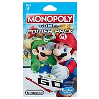 Monopoly Gamer Figure Pack