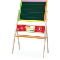 Schoolbord Viga Toys 125x59x48 cm