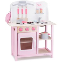 Keukentje New Classic Toys appetit roze 60x30x78 cm