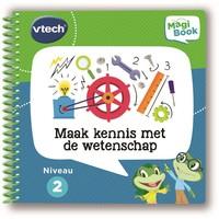 MagiBook Vtech: wetenschap 4+ jr
