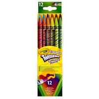 Draaikleurpotloden Crayola 12 stuks