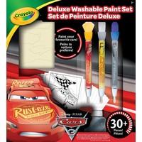 Verfset deluxe Crayola: Cars 3