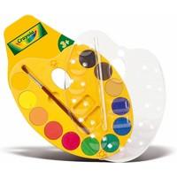 Schilderspalet Crayola 12 kleuren