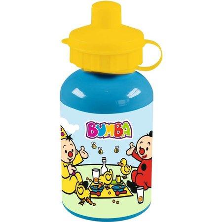 Bumba Bumba Drinkfles blauw - 250 ml