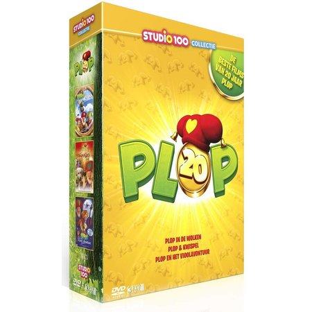 Kabouter Plop Kabouter Plop 3-DVD box - De beste films 20 jaar Plop