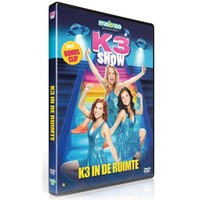 K3 DVD - In de ruimte