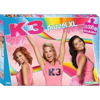 K3 Puzzel XL - 300 stuks