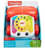 Fisher-Price Telefoon rood Fisher-price
