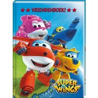 Vriendenboek Super Wings