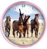 Non-License Klok Paarden 25 cm
