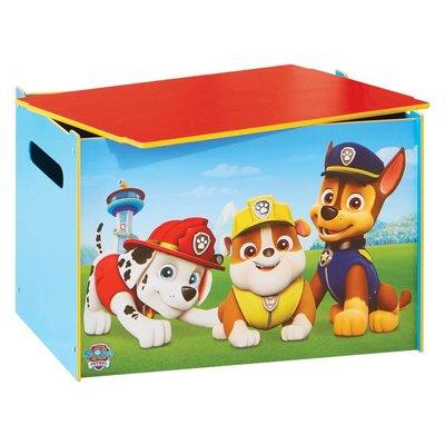 Paw Patrol Speelgoedkist hout Paw Patrol 60x40x40 cm