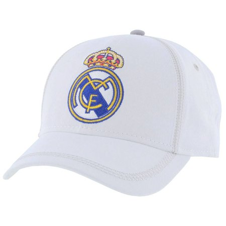 Real Madrid Cap real madrid  junior wit