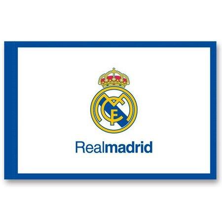 Real Madrid Vlag real madrid groot 150x100 cm logo