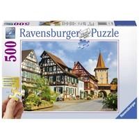 Puzzel Gengenbach Duitsland: 500 stukjes
