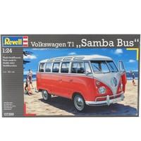 Volkswagen T1 Samba Bus Revell schaal 1:24