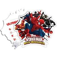 Uitnodigingen Spider-Man 6 stuks