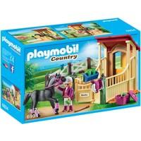 Arabier met paardenbox Playmobil