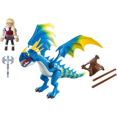 Playmobil Astrid en Stormvlieg Playmobil
