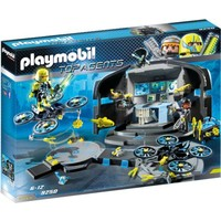 Dr. Drones commandocentrum Playmobil