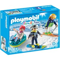 Wintersporters Playmobil