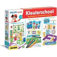 Spelend leren: kleuterschool Clementoni