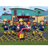 Brandweerman Sam Behang Brandweerman Sam Walltastic 245x305 cm