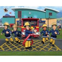 Behang Brandweerman Sam Walltastic 245x305 cm
