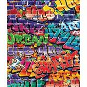 Behang graffiti Walltastic 245x203 cm