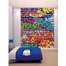 Walltastic Behang graffiti Walltastic 245x203 cm