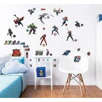 Muursticker Avengers Walltastic 47 stickers