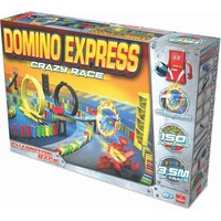 Domino Express: Crazy race