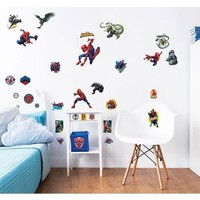 Muursticker Spider-Man Walltastic 31 stickers