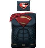 Non-License Dekbedovertrek Superman