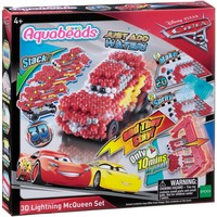 Speelset Cars 3 3d Aquabeads