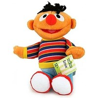Pluche Sesamstraat Fisher-Price Ernie 24 cm