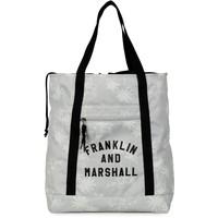 Shopper Franklin M. Girls grey: 41x33x15 cm
