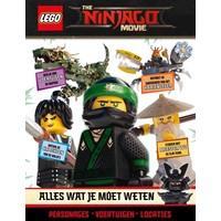 Boek Lego Ninjago Movie - alles wat je moet weten