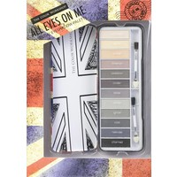 Oogschaduw set Markwins Union Jack smokey eyes