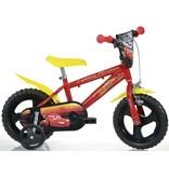 Cars Kinderfiets Dino Bikes Cars 3 12 inch