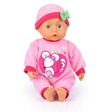 Bayer First Words Baby Bayer 28 cm roze